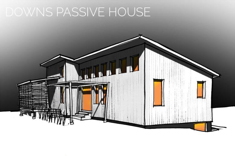 marshall passive house