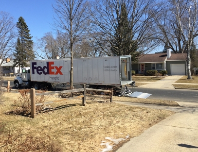 fed ex delivery